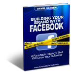 building your brand with facebook