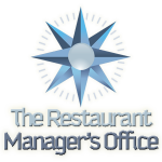 the restaurant managers office